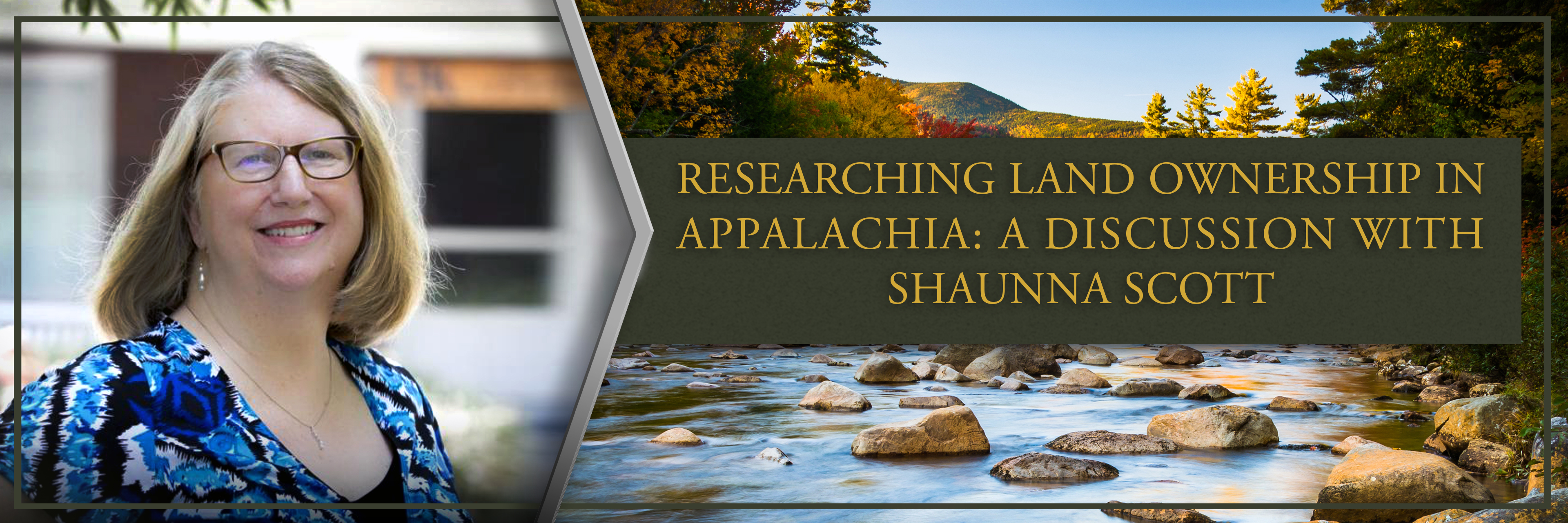 Appalachian Land Ownership Study Teach-In 2017: An ...